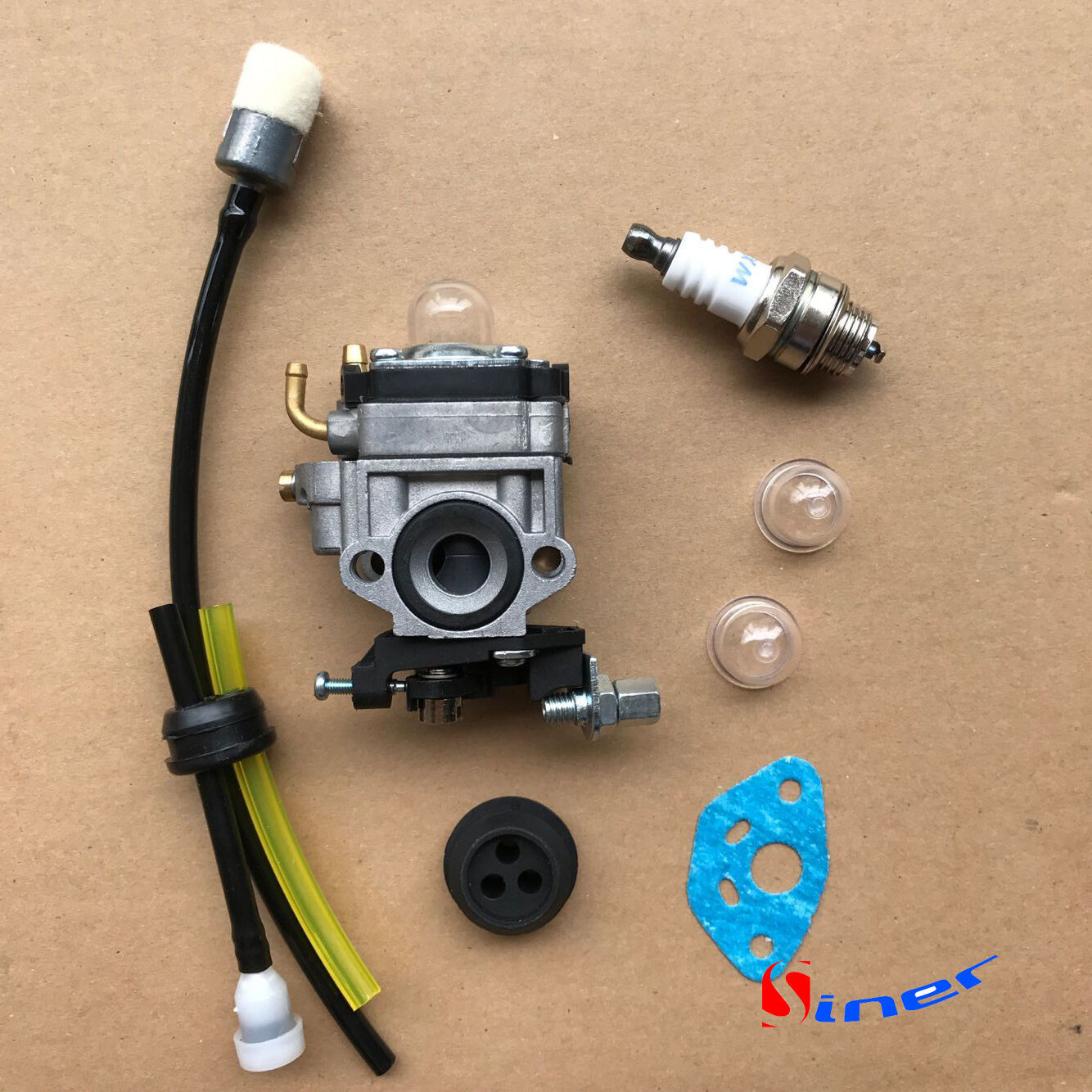 Primary image for Carburetor Carb for 22.5cc 23cc ZENOAH G23LH & G2D Goped engine 62100-81010