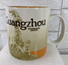 Starbucks Coffee Mug - GUANGZHOU - Collector Series 16 Oz 2011 - $19.95