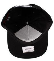 Diamond Supply Co DL-LA Black Aqua Snapback Cotton Hat White Logo Embroidered image 7