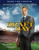Draft Day (Blu Ray/DVD W/Digital Hd) (Ws/Eng/Eng Sub/Span Sub/5.1 Dol Dig)