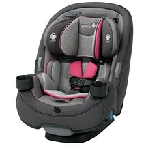 Safety 1st Grow and Go 3-in-1 Convertible Car Seat, Everest Pink - $249.95