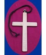 Cross Monk Priest Nun Costume - $6.99