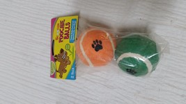 Tennis Balls for Dogs | 2 Pack | Scoochie Poochie | Tuff Balls for Dogs - $5.00