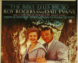 Roy rogers the bible tells me so cover thumb155 crop