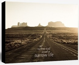 NARROW ROAD - LIFE-GIVING ART by Kathy Troccoli