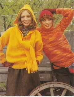 Fluffy The Fabulous Unger Vol 215 6 Patterns to Knit