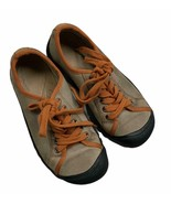 Keen Presidio Lace Up Oxfords Comfort Walking Shoes 7 US 37.5 EU Sand Or... - $34.95