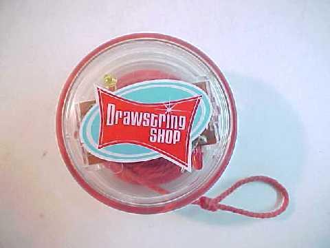 Old Navy Drawstring Shop Advertising Promo Lighted Yo-Yo