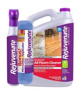 NEW Rejuvenate Floor Cleaner 32 fl. oz. + 128 fl. oz. plus Bonus Applicator - $33.19