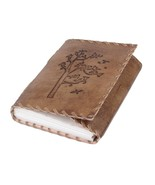 7x5 Inches Small Leather Diary Journal Notebooks With Handmade Design TOL - $39.59