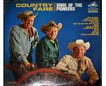 The sons of the pioneets  country fare cover thumb155 crop