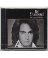 Neil Diamond 20 Diamond Hits cd (1991) Sealed Spanish Import - $24.99