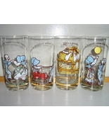 Vintage Holly Hobbie Tumblers (4) - Late 1960s ... - $15.00