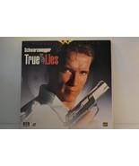 Schwarzenegger True Lies Laserdisc Widescreen Edition LD - $9.99