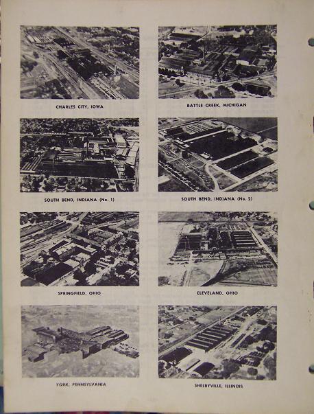 Oliver 202, 402 Planters Parts Manual - Original