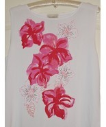 Laura Leigh Ladies Blouse Size X Large New wots - $12.50
