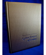 Golden Treasury of Cooking Cookbook Better Homes & Gardens Vintage Colle... - $19.95