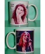 Celine Dion 2 Photo Designer Collectible Mug 01 - $14.95