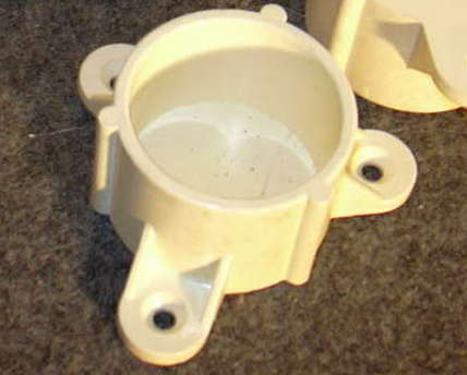 """PVC Fittings 2"""" Caps Schedule 40 Furniture Grade 40 Pieces V **SALE TAKE 20% OFF"""