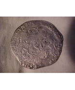 RARE WEST FREESLAND UNITED NERLANDS 1664 SILVER COIN - €253,42 EUR
