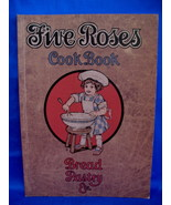 Five Roses Flour Lake of The Woods Milling Cookbook Recipes Bread Pastry... - $19.95
