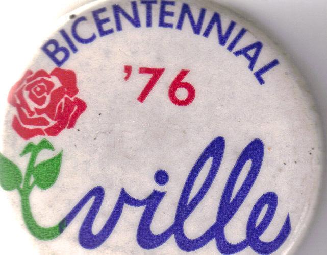 Bicentennial ville pin