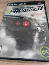 Sony PS2 Need For Speed: ProStreet image 1