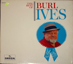 Burl ives best of cover thumb200