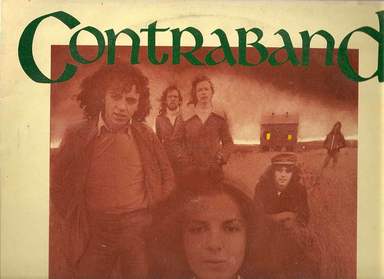 Contraband ----Transatlantic Records Ltd.