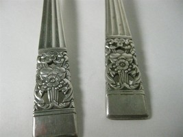 Flatware Silverplate Community Coronation Serving Pieces - $34.95
