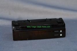 03-08 Toyota Corolla Digital Display Dash Clock *Rebuilt PCB Board* image 1