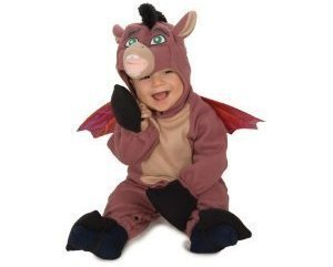 Shrek The Third Dronkey Costume 0-9 months