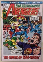 AVENGERS #98 (1972) Marvel Comics Barry Smith, Goliath becomes Hawkeye VG+ - $12.86