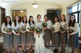 Women Gray Irregular Midi Tulle Skirt Gray Bridesmaid Midi Tulle Skirt Plus Size image 10
