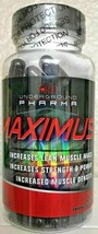 UG Pharma MAXIMUS Lean Muscle Mass & Strength Formula, 90 Capsules - $73.99