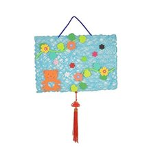 Kids Toys Nursery Hanging Decorations DIY Products (Bear and Flower Style) image 2