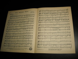 Sheet music five minutes more tex beneke 1946 melrose music 05 thumb200