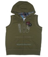 NWT Gymboree BOY BAJA SURF Hoodie Vest Top 4T 5T - $12.99