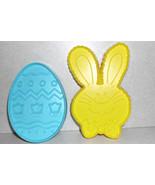 Hallmark Easter Bunny Rabbit Face & Egg Cookie Cutter - $6.89