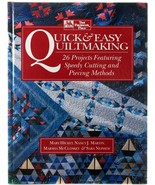 Quick & Easy Quiltmaking Mary Hickey Quilting Quilt Patterns 26 Projects - $5.00