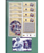 2005 Upper Deck Troy Aikman Football Heroes Set - $30.00