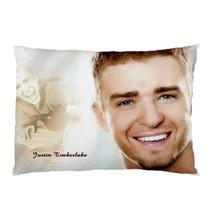 """BRAND NEW HOT Justin Timberlake 30""""X20"""" Full Size Pillowcase - $16.99"""