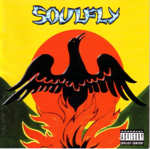 SOULFLY      Primitive       Black Metal CD