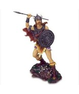 Viking Warrior with Shield Figurine - $19.95