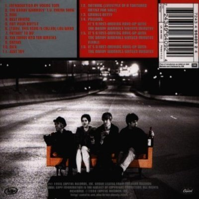 The Dandy Warhols - Dandys Rule Ok Cd (1998) Excellent Like New includes TV Song