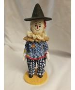 "Madame Alexander Classics ""Scarecrow"" 1999 Resin Figurine - $9.85"