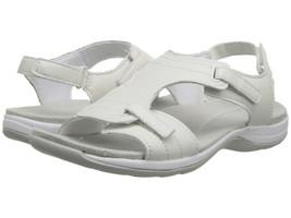 Easy Spirit Woman's Sandcastle Slingback Sandals White 10.5 M Us - $72.54 CAD