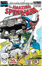the Amazing Spider-Man Comic Book King Size Annual #23 Marvel 1989 VFN/NEAR MINT - $3.99