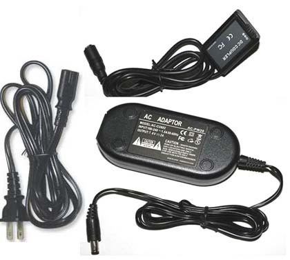AC Adapter EH62D for Nikon S80 S570 S600 S700 S3000 S4000