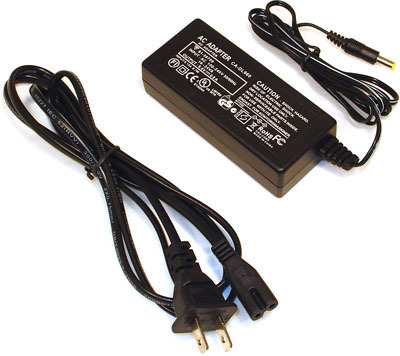 AC Adapter for Panasonic PV-GS90 PV-GS90P PV-GS90PC